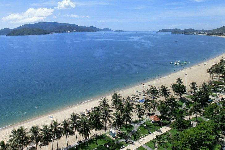 Пляж Нячанга, фото vannientravel.com