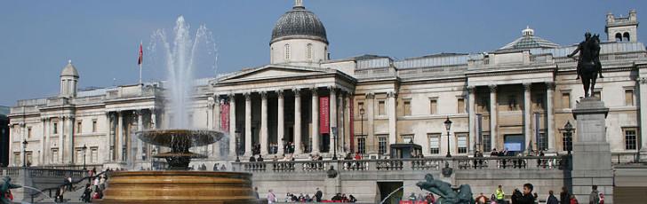 В Национальной галерее поцарапали полотно Гейнсборо