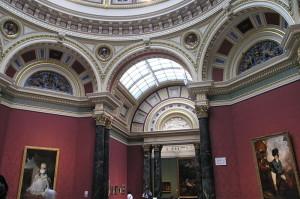 Один из залов Национальной галереи
