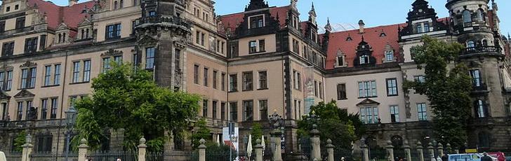Королевский дворец и Грюнес Гевёльбе