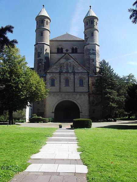 Церковь святого Пантелеймона в Кёльне