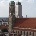 Фрауэнкирхе в Мюнхене, Германия