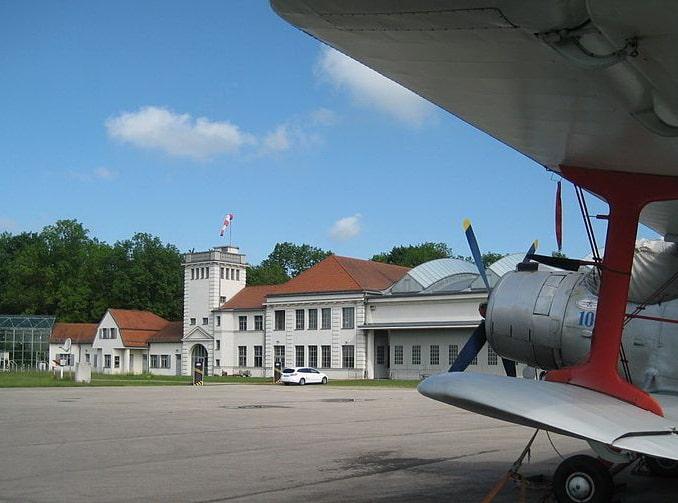 Авиационный музей Шлайсхайм