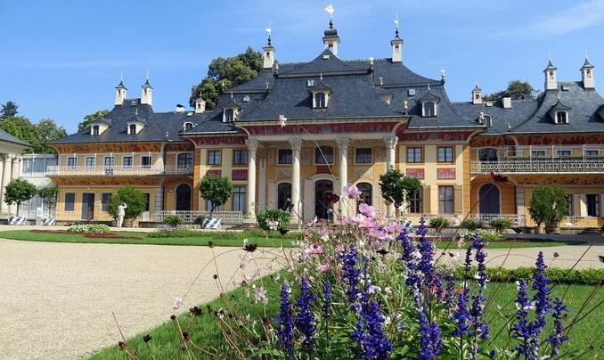 Речной дворец Пильница