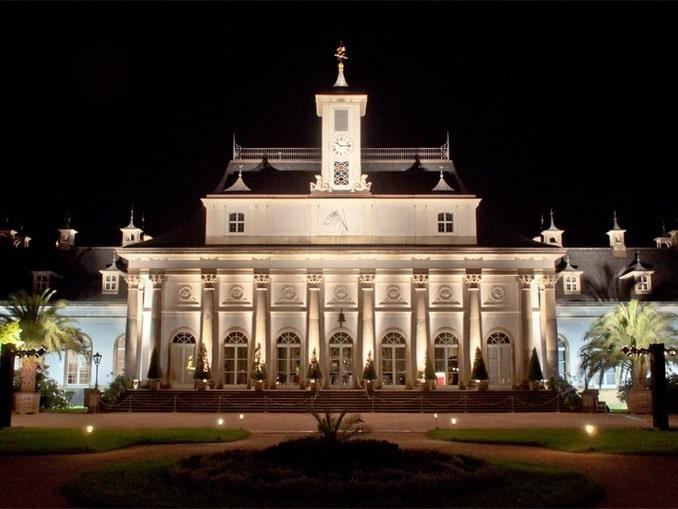 Новый дворец в Пильнице