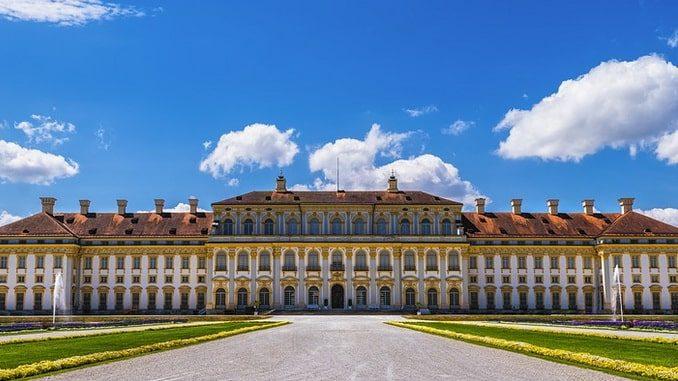 Дворец Шлайсхайм, Мюнхен