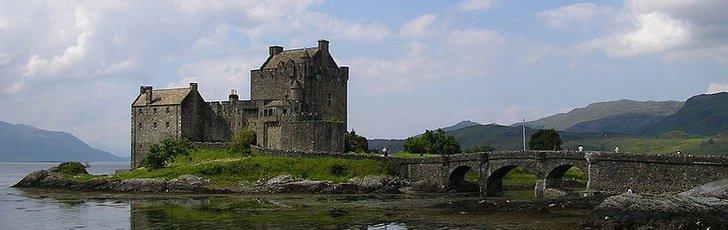 Замок Эйлен-Донан