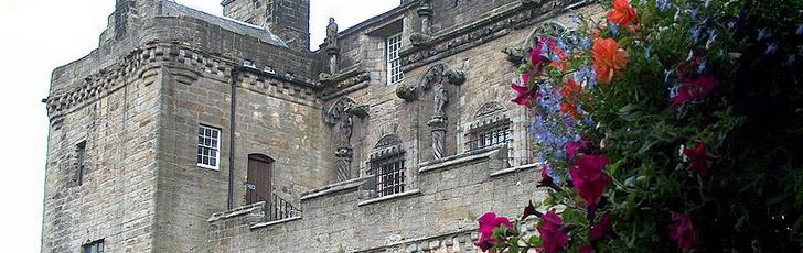 Замок стерлинг stirling castle — один из