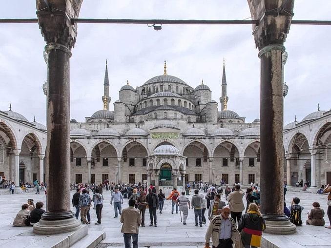 Айя-София, Турция
