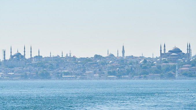 Стамбул-Константинополь, Турция
