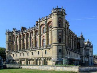Дворец Сен-Жермен, Франция