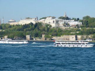 Дворец Топкапы и гарем в Стамбуле