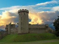 Замок Уорвик, Англия