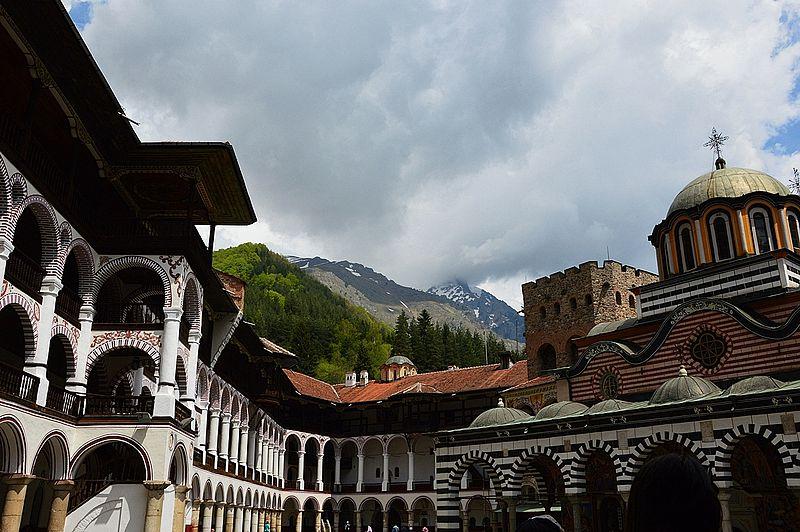 Рильский монастырь, фото Християна Г