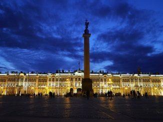 Санкт-Петербург, Зимний дворец