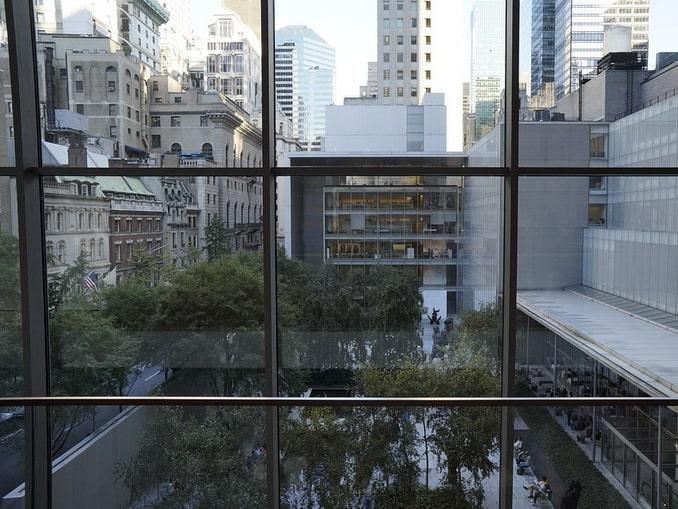 Музей MoMA в Нью-Йорке