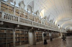 Библиотека Мафры, фото Joseolgon / Wikimedia Commons