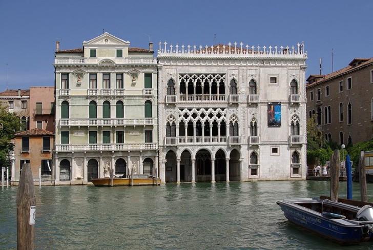 Дворец Ка д'Оро, Венеция