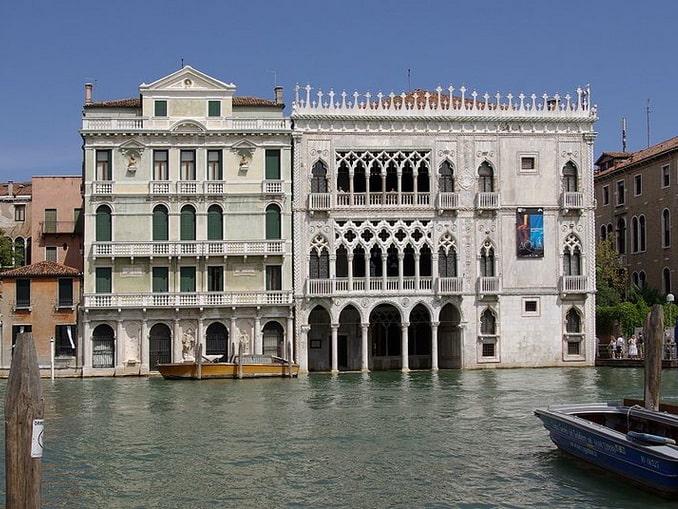 Ка д'Оро, Венеция