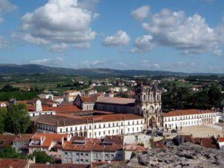 Алкобаса, Португалия
