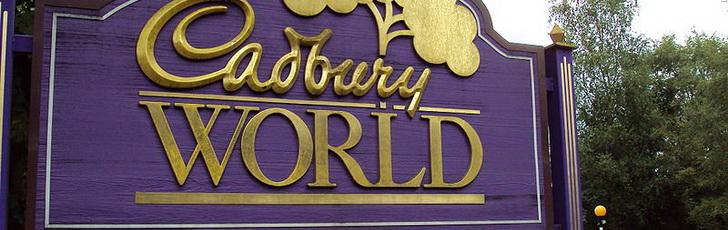 Cadbury World, музей Кэдбери, Бирмингем