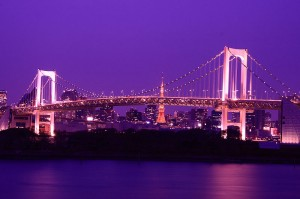 Радужный мост, Токио