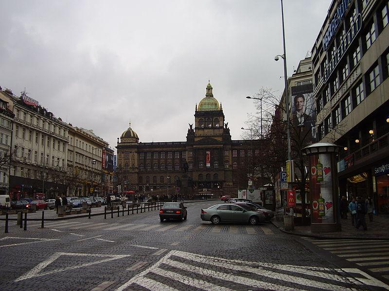 Вацлавская площадь, музей