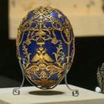 Яйцо работы Фаберже