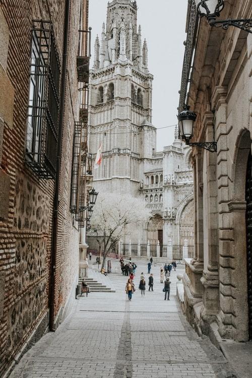 Кафедральный собор Толедо, Испания