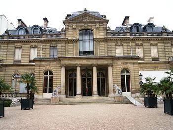 Музей Musée Jacquemart-André, фото Lomita