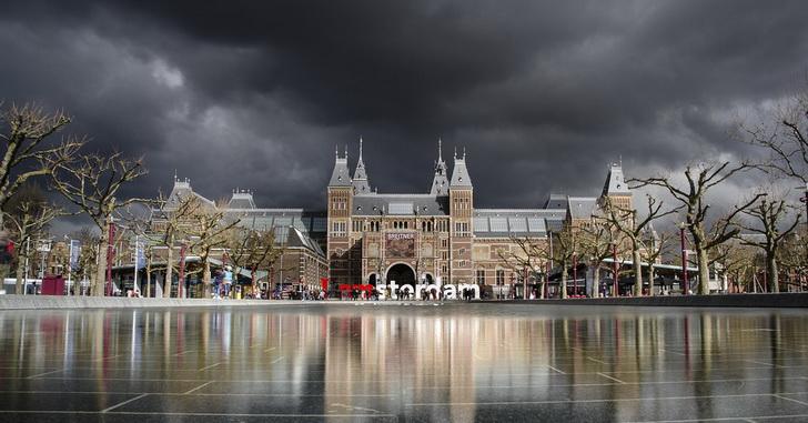 Рейксмузеум в Амстердаме