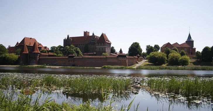 Замок Мариенбург — Мальборк