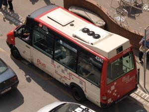 Bus del Barri, Барселона