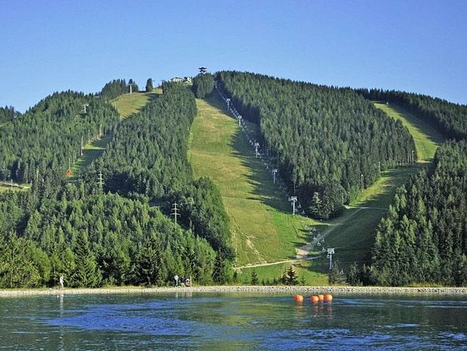 Земмеринг летом, Австрия