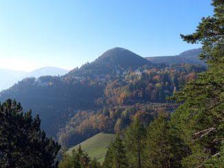 Земмеринг, Австрия, фото GeXeS