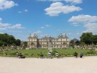 Люксембургский дворец, Париж