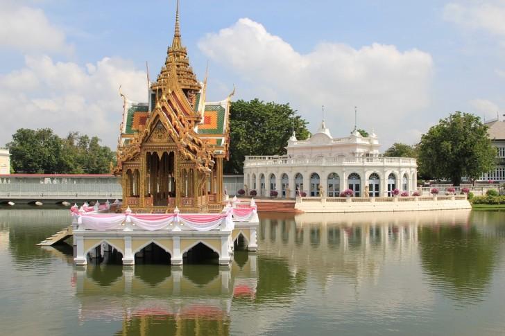 Комплекс Банг Па-Ин, Таиланд