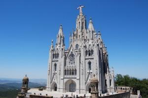 Церковь Сердца Христова на Тибидабо в Барселоне