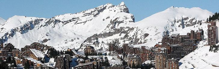 Авориаз, фото Look Sharp! / Wikimedia Commons