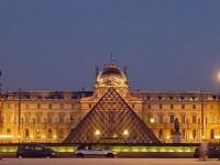 Лувр, Пирамида