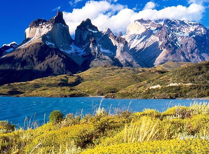 Торрес-дель-Пайне в чилийской Патагонии