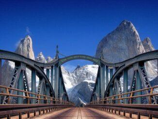 Гора Фицрой, Патагония, Южная Амери