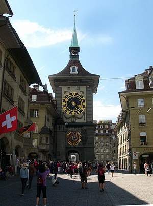 Часовая башня Берна