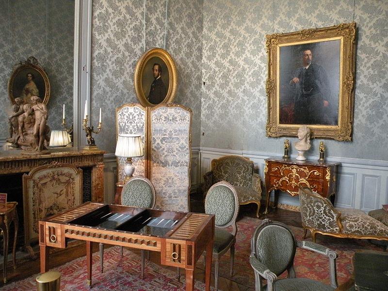 Музей Жакмар-Андре, гостиная