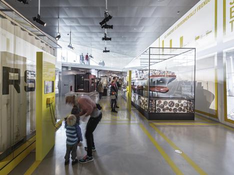 Морской музей, экспозиция