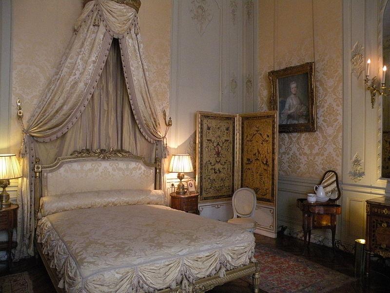 Музей Жакмар-Андре, спальня