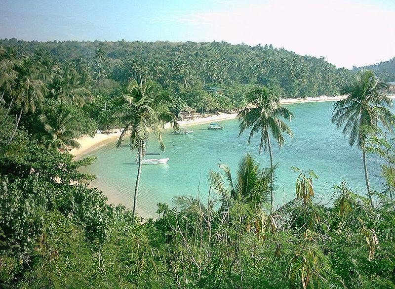 Унаватуна, пляж