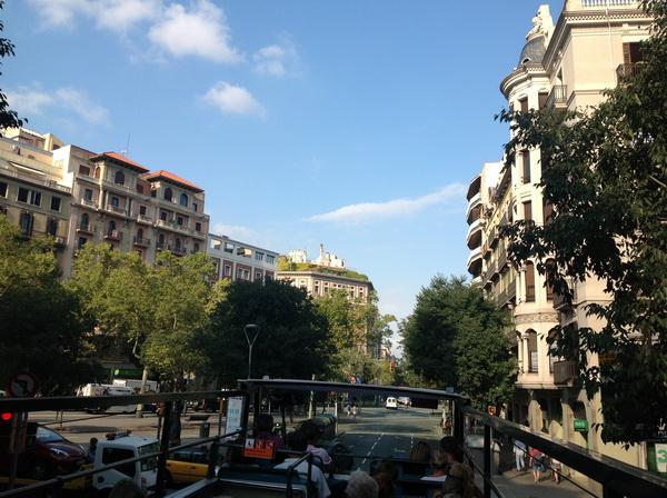Барселона, обзорный тур
