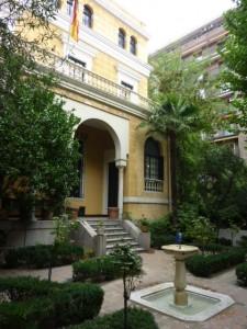 Музей Сорольи в Мадриде, фото artcontrarian.blogspot.com