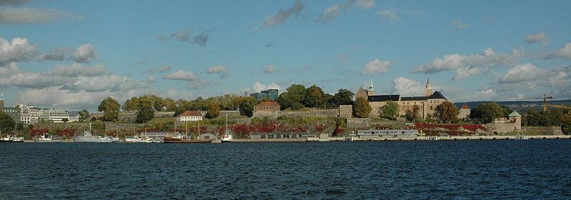 Осло, крепость Акерсхус